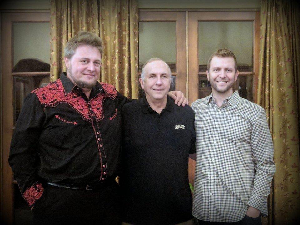 Sig, Craig and John
