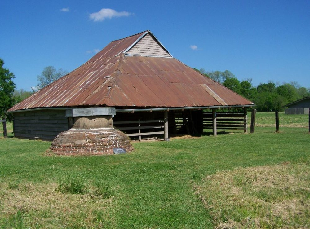 Wagon Shed & Dipping Vat