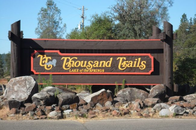Thousand Trails Camping Pass Review The Adventures Of Trail Hitch