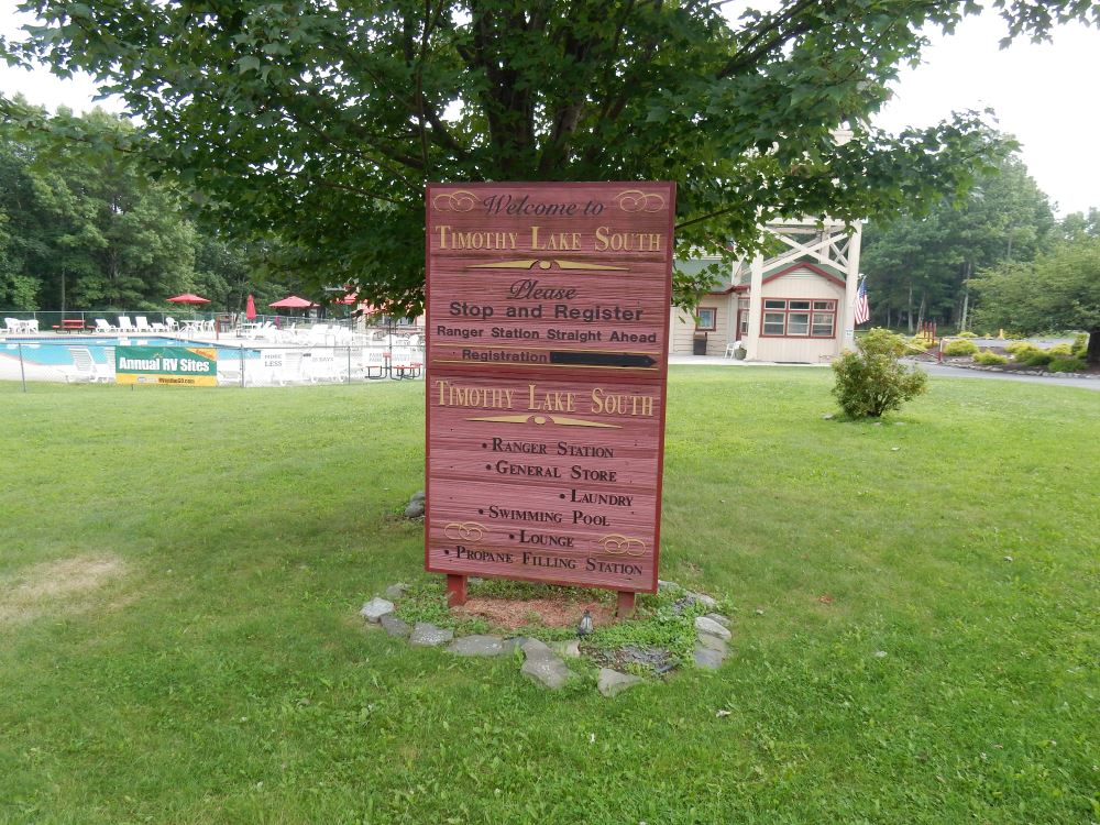 Timothy Lake Resorts East Stroudsburg Pa The