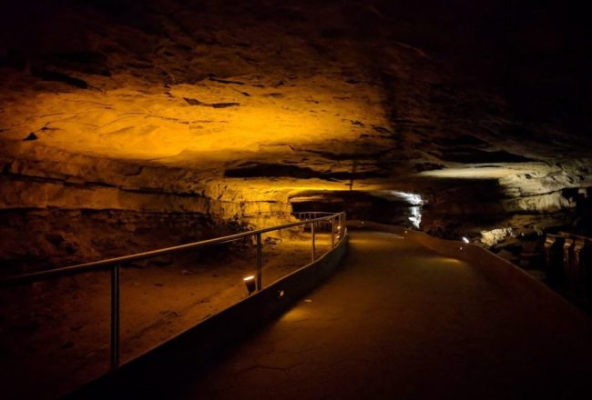 Mammoth Cave Self-Guided Tour