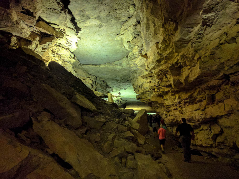 Best Cave Tours Of Mammoth Cave The Adventures Of Trail