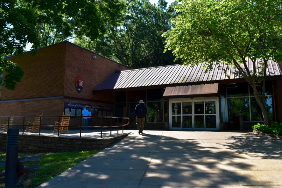 Cumberland Gap National Historic Park Visitor Center