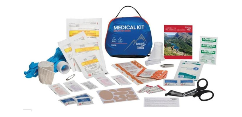 Adventure Med First Aid Kit
