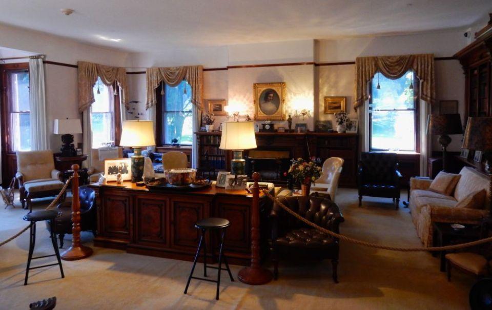 Inside the MBR Mansion
