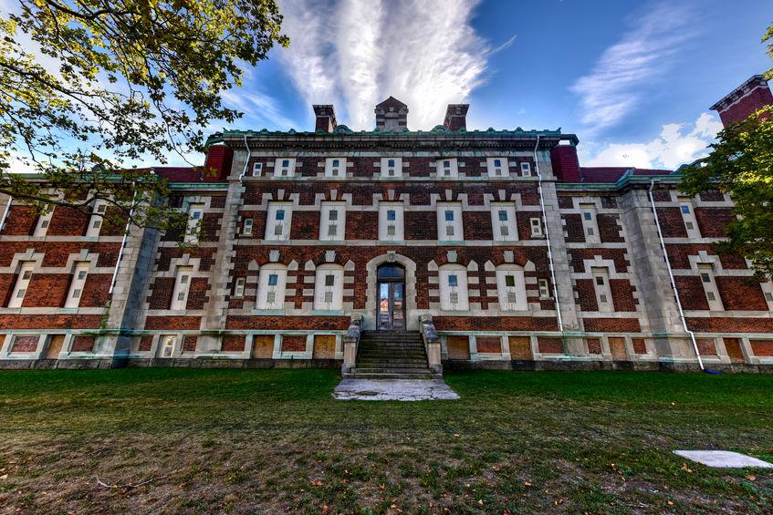 Ellis Island Hospital