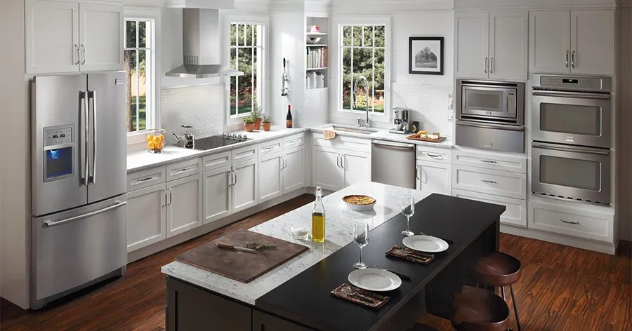 professional kitchen appliances do it yourself remodel frigidaire