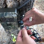 1stCampro Security Cable Lock for Trail and Game Cameras