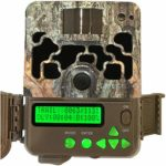 blucoil Browning Trail Cameras BTC-6HDX Dark Ops Extreme 16MP Game Cam Bundle with VidPro CR-SDHC USB 2.0 Card Reader, Silicon Power 2-Pack of 16GB Class 10 SDHC SD Cards 4 AA Batteries