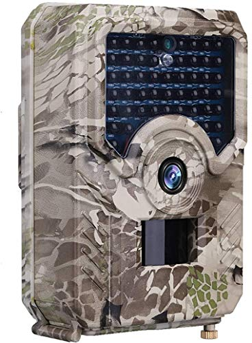 Trail Camera Full HD Hunting Cam Infrared Night Vision Waterproof Wildgame Innovations Wide Angle Game Cam Wildlife