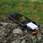 Kolsol Dual-use Trail Game Camera SD Viewer For IOS Android Micro USB Connector Reads SD And Micro SD Cards
