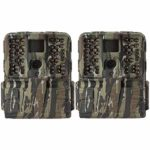 Moultrie S-50i 20MP 80-Foot FHD Video Infrared Game Camera (2 Pack)