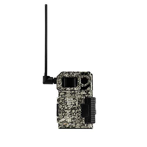 Spypoint LINK-MICRO-LTE Outdoor 0.5s Trigger Speed 10 MP Cellular LTE Hunting Game Trail Camera with Spypoint App Integration (12 pack)