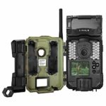 SPYPOINT LINK-S-V 12MP Solar Powered 4G LTE Verizon Cellular HD Video Hunting Game Trail Camera with 0.07s Trigger, 100-Foot Detection/Flash & LINK App Capability (4 Pack)