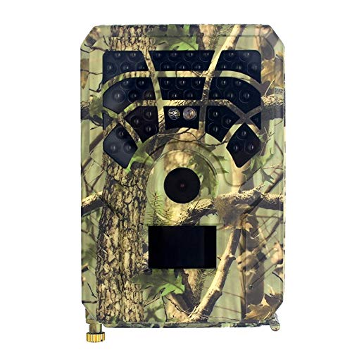 Cobeky Hunting Camera 12MP PIR Night Vision Waterproof Trail Game Camera for Home Garden Wildlife Hunting Scouting Game