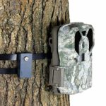 Trail Camera Lock by Guardian – Game Cam Tree Mount Holder Accessory and Heavy Duty Metal Security Locking Strap To Replace Lockbox and Reduce Theft (48 inch 1 pack)
