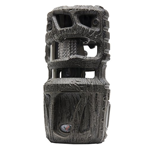 Wildgame Innovations R12i20-7 360 Degree 12 megapixel Trail Camera, Bark Texture