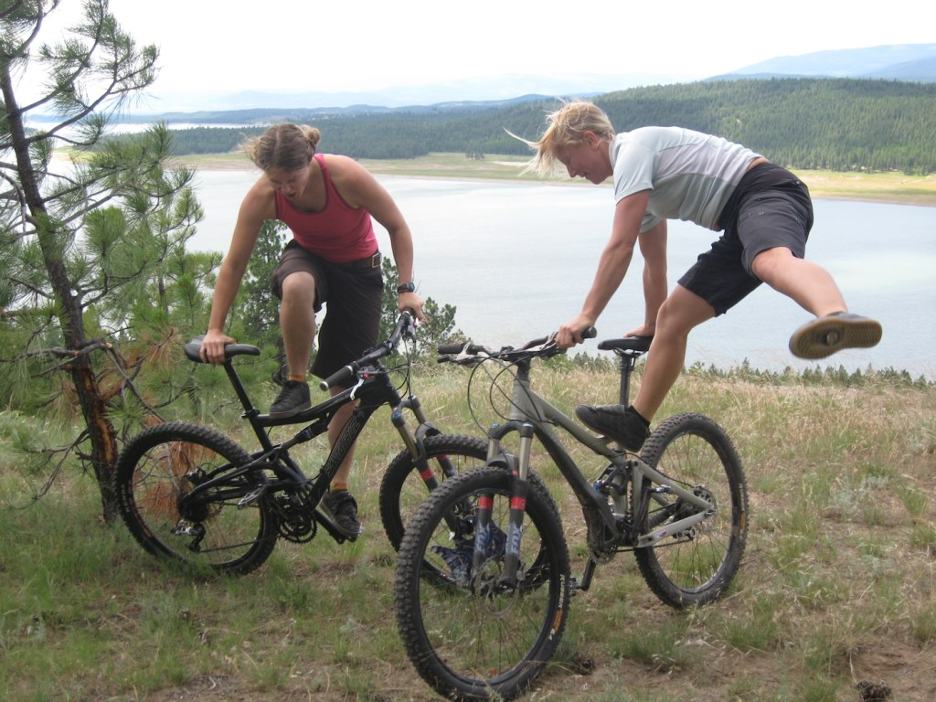 The most fun and amazingly talented mountain bike guides you could ask for!