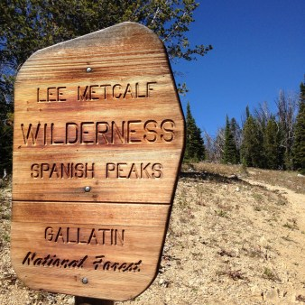 Lee Metcalf Wilderness