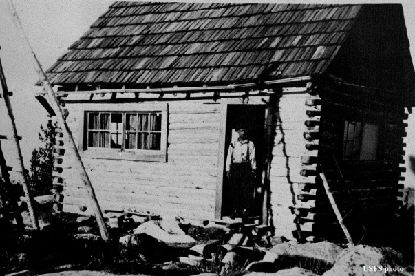 1923. Photo: USFS