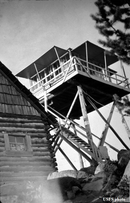 1942. Photo: USFS