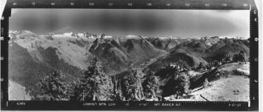1935. Southeast panorama. Photo: USFS
