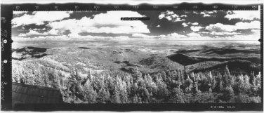 1934. Southeast panorama. Photo: USFS