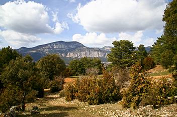 E7, GR7, Spanien