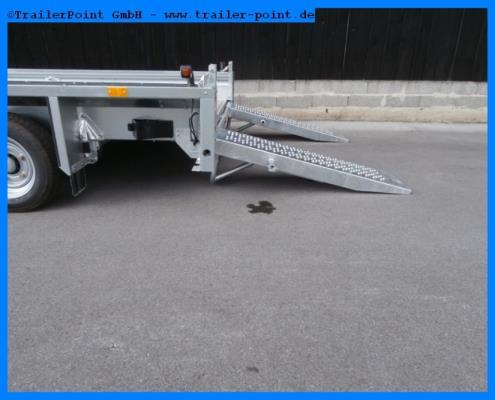 Ifor Williams - GX126 180x366cm 3,5t. - Lagerfahrzeug