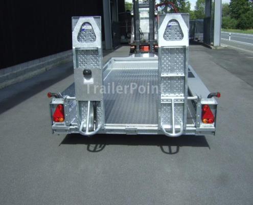 Ifor Williams - GX125 HD 157x366 - Lagerfahrzeug