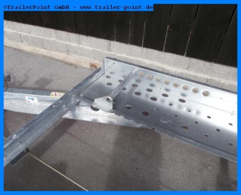 Ifor Williams - CT136HD 400x180cm 2,6t. - Lagerfahrzeug