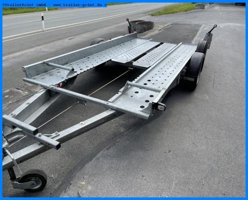 Ifor Williams - CT115  350x170 - 1,4t. - Lagerfahrzeug
