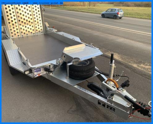 Ifor Williams - GH94 Rampe 280x131cm 3,5t. - Bestellfahrzeug im Vorlauf