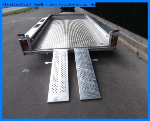 Ifor Williams - GX126 180x366cm - 3.5t. - Bestellfahrzeug im Vorlauf