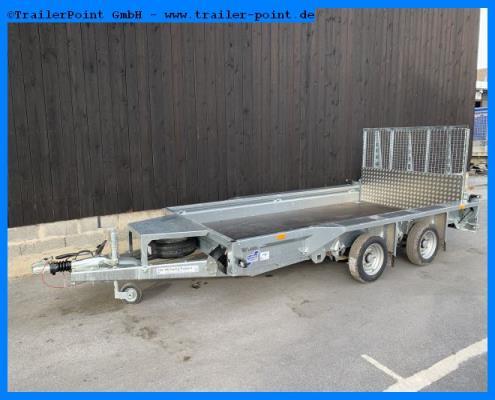 Ifor Williams - GX126 180x366cm - 3,5t. - Bestellfahrzeug im Vorlauf