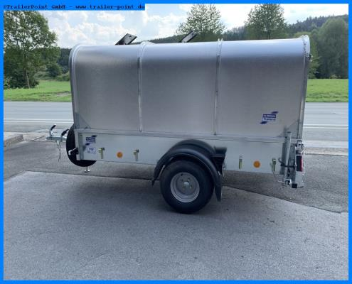 Ifor Williams - P7e 221x121x112 cm - 750kg - Lagerfahrzeug