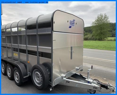 Ifor Williams - TA510 G14 434x178x182 3-Achser - Bestellfahrzeug im Vorlauf