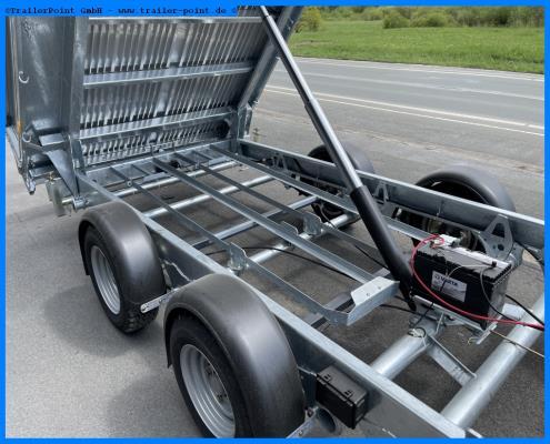 Ifor Williams - TT3621 195x362 - 3.5t. - Bestellfahrzeug im Vorlauf