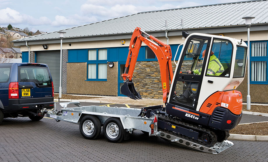 Ifor Williams  GH- Serie