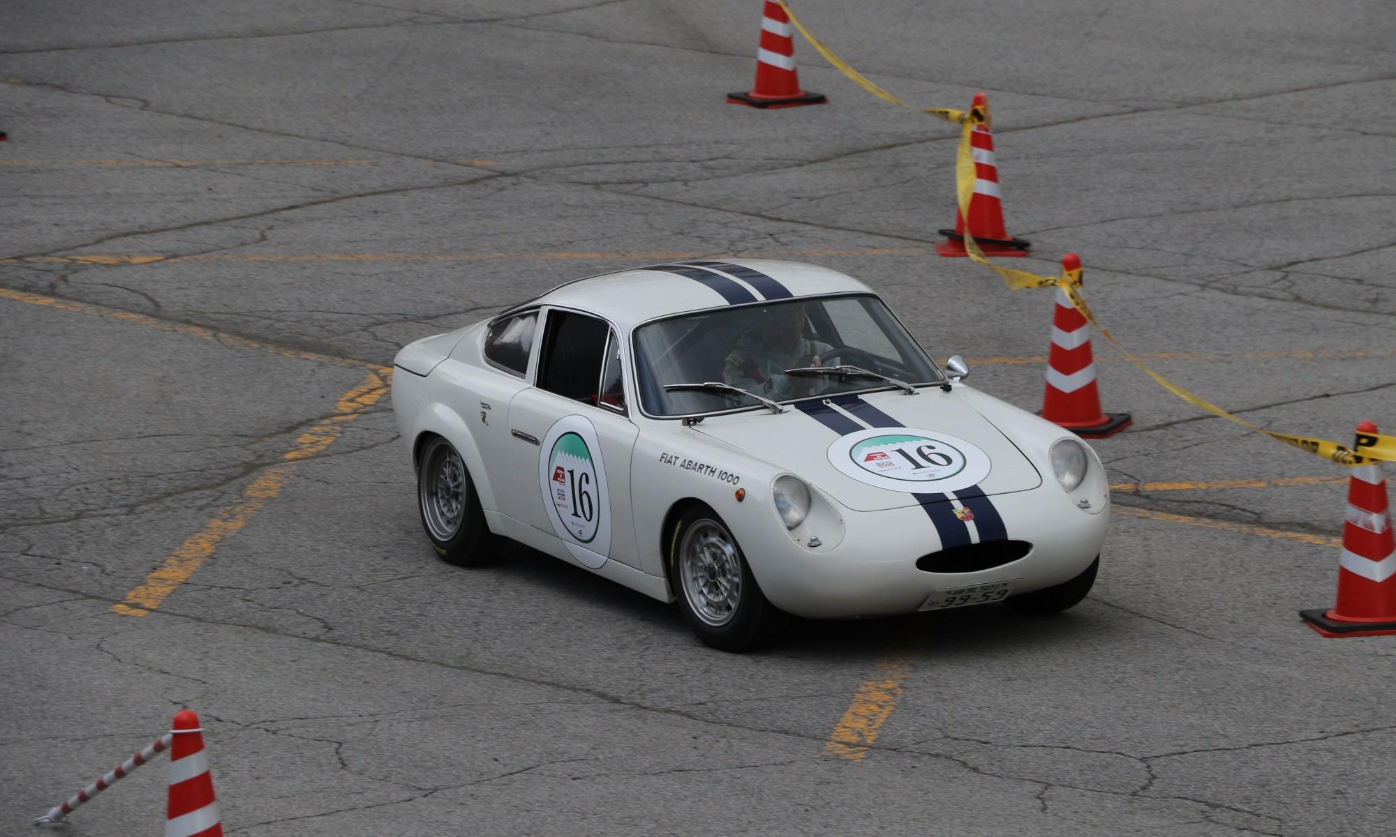 FIAT ABARTH Mono Mille 1000 Coppa di Koumi by Disco-4@東京