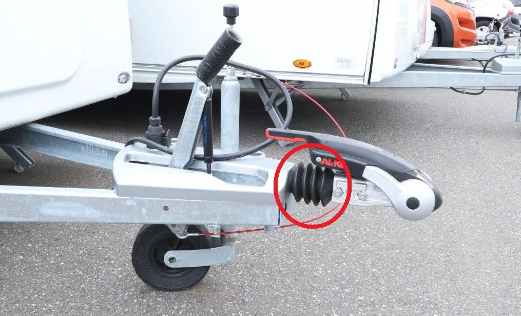 慣性ブレーキ, オーバーラン, overrun, trailer,
