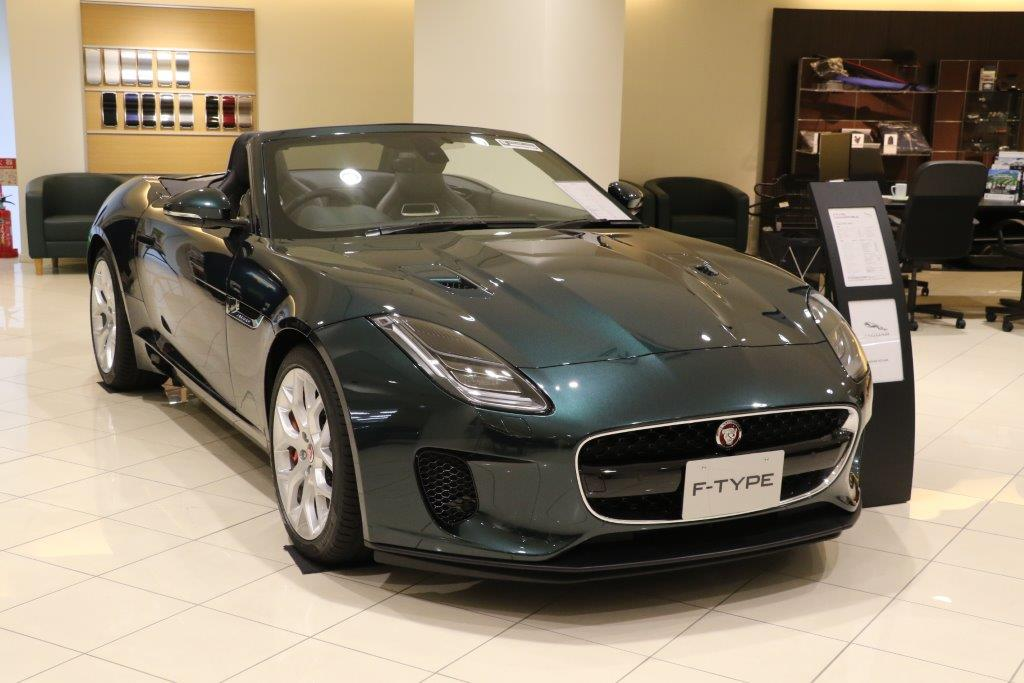 Jaguar F-Type Roadster F Type by Disco-4@東京