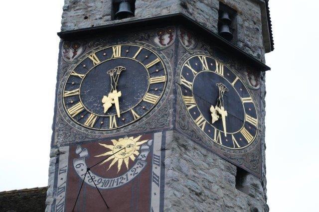 時計台, スイス, 海外旅行, ヨーロッパ, スイスの街並,