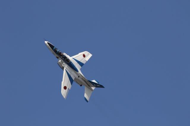 Blue Impulse, ブルーインパルス, 入間航空ショー, 入間航空祭,