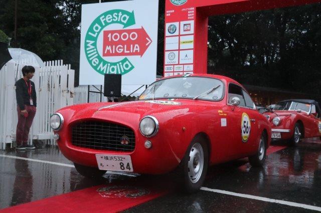 La Festa Mille Miglia, ラフェスタミレミリア, Ferrari, Fiat, Aston Martin, Porsche, Healey, Jaguar,