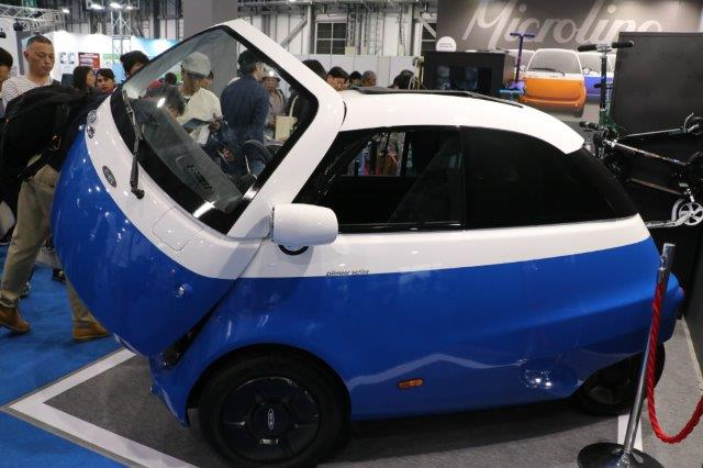 custom car, modified car, painted car, Tokyo motor show, 改造車, 東京モーターショー, 電気自動車, electric car,