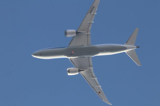 ana, flight, new route, haneda, haneda airport, haneda new route, tokyo metropolitan, approach,