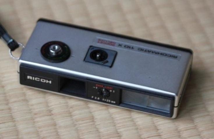 リコー, 110カメラ, ポケットカメラ, 110, 110 フィルム, ricoh, ricohmatic, 110x, 110 cartridge film,