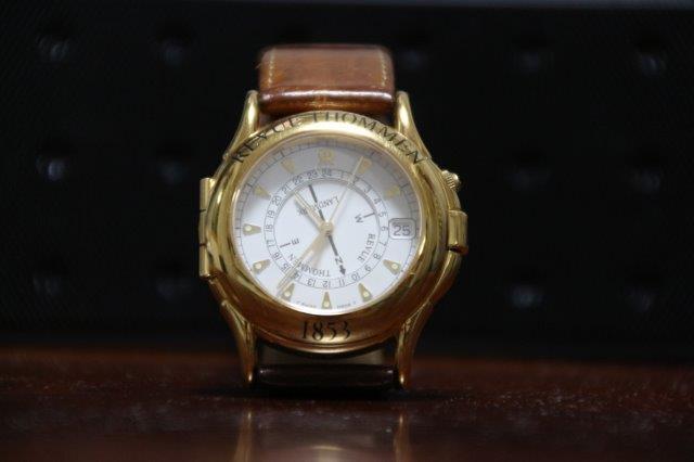 レビュートーメン, ランドマークラリー, ランドマーク, レビュートーメン, 腕時計, 時計, プジョー, peugeot, Reveu Thommen, Landmark, Rallye, wrist watch, watch,