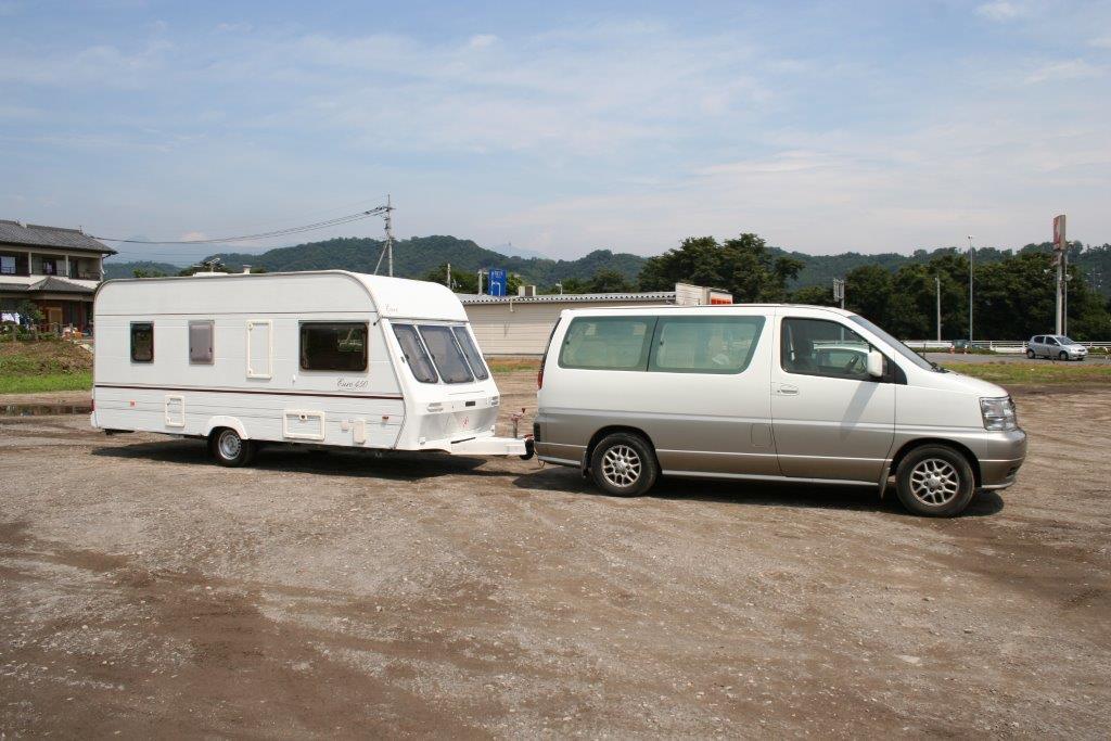 Lunar Euro 450, Nissan Elgrand, camping trailer, trailer, caravan, ルナーユーロ450, ニッサン エルグランド,  キャンピングトレーラー, トレーラー, キャラバン,